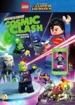 Lego DC Comics Super Heroes: Justice League - Cosmic Clash movie in Rick Morales filmography.