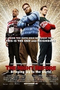 The Night Before movie in Seth Rogen filmography.