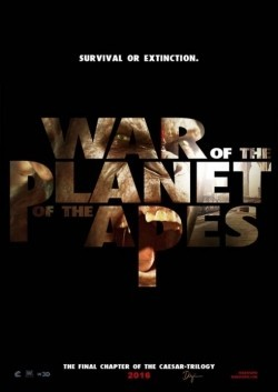 War for the Planet of the Apes movie in Judy Greer filmography.