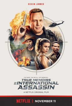 True Memoirs of an International Assassin movie in Kevin James filmography.
