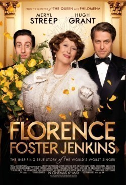 Florence Foster Jenkins movie in Stephen Frears filmography.