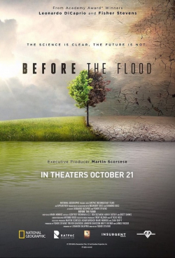 Before the Flood movie in Leonardo DiCaprio filmography.