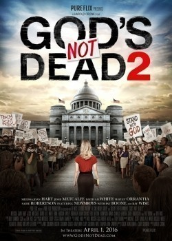 God's Not Dead 2 movie in Ernie Hudson filmography.