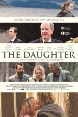 The Daughter movie in Geoffrey Rush filmography.