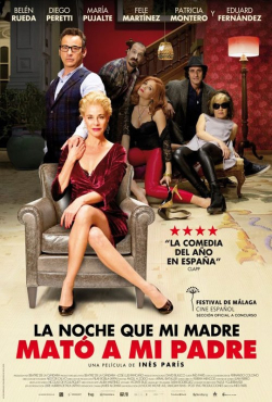 La noche que mi madre mató a mi padre movie in Diego Peretti filmography.