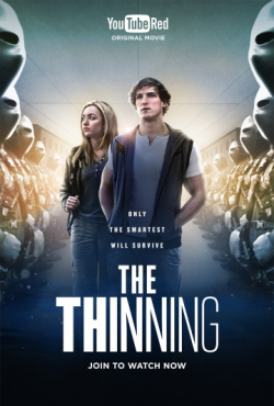 The Thinning movie in Calum Worthy filmography.