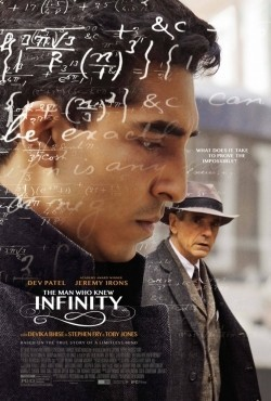 The Man Who Knew Infinity movie in Jeremy Irons filmography.