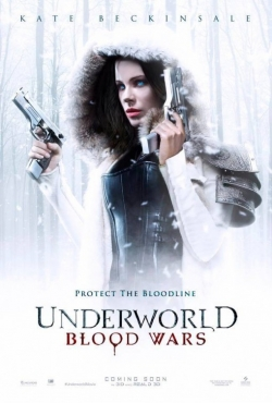 Underworld: Blood Wars movie in Anna Foerster filmography.