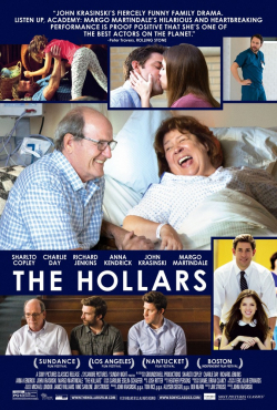 The Hollars movie in Sharlto Copley filmography.