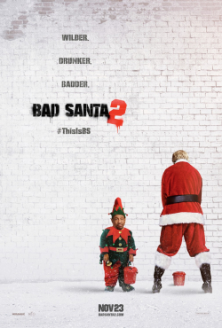 Best movie Bad Santa 2 images, cast and synopsis.