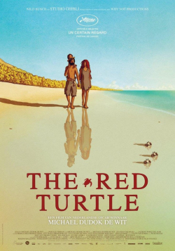 Best animated film La tortue rouge images, cast and synopsis.