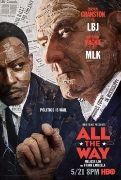 All the Way is the best movie in Stephen Root filmography.