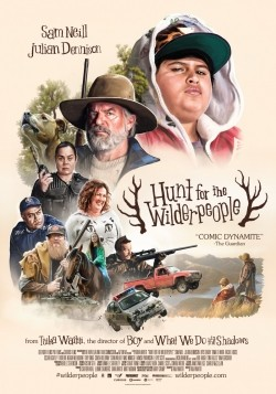 Hunt for the Wilderpeople is the best movie in Rhys Darby filmography.