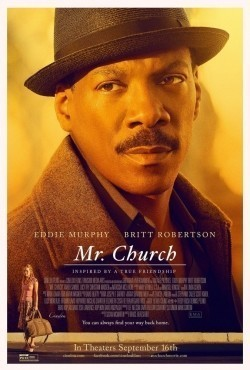 Mr. Church movie in Bruce Beresford filmography.