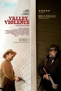 In a Valley of Violence is the best movie in Karen Gillan filmography.