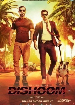 Dishoom movie in Jaqueline Fernandes filmography.