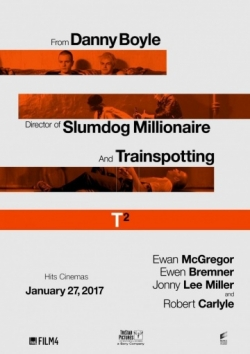 T2 Trainspotting movie in James Cosmo filmography.