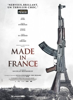 Made in France is the best movie in Malik Zidi filmography.