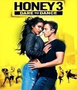 Honey 3: Dare to Dance movie in Bille Woodruff filmography.