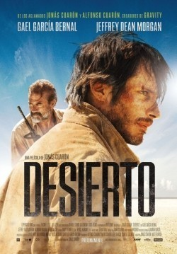 Desierto movie in Jeffrey Dean Morgan filmography.