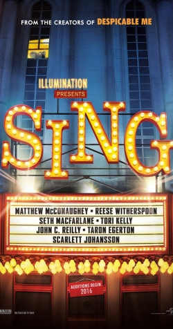 Sing movie in Garth Jennings filmography.