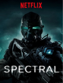 Spectral is the best movie in James Badge Dale filmography.