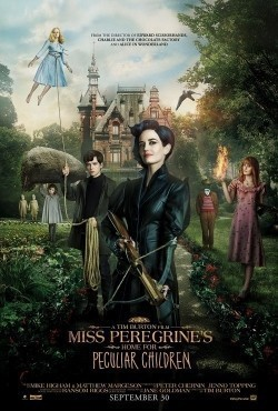 Miss Peregrine's Home for Peculiar Children movie in Judi Dench filmography.