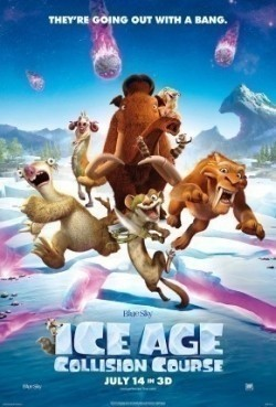 Ice Age: Collision Course movie in Simon Pegg filmography.