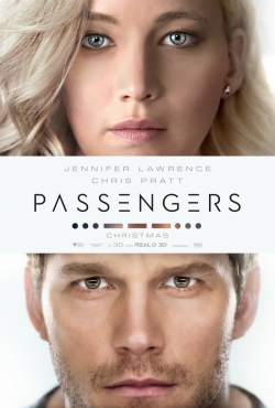 Passengers is the best movie in Chris Pratt filmography.