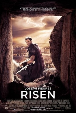 Risen is the best movie in Cliff Curtis filmography.