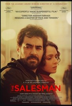 Forushande movie in Asghar Farhadi filmography.