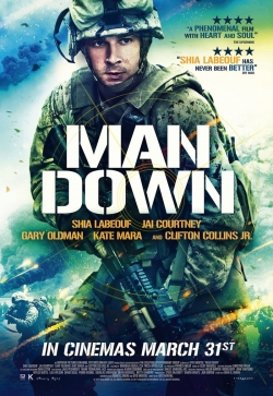 Man Down movie in Jai Courtney filmography.