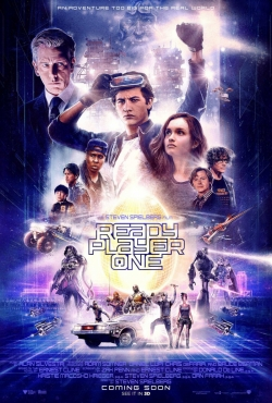 Ready Player One movie in Steven Spielberg filmography.