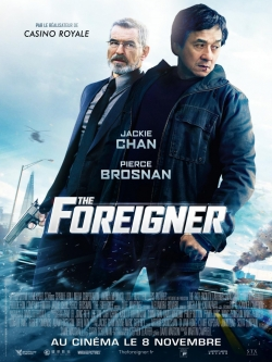 The Foreigner movie in Jackie Chan filmography.
