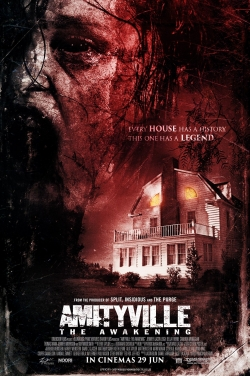 Amityville: The Awakening movie in Bella Thorne filmography.