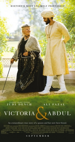 Victoria & Abdul movie in Stephen Frears filmography.