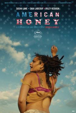 American Honey is the best movie in Riley Keough filmography.