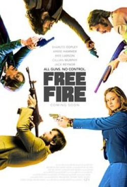 Free Fire is the best movie in Sharlto Copley filmography.