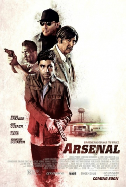 Arsenal is the best movie in Carrie Jo Hubrich filmography.