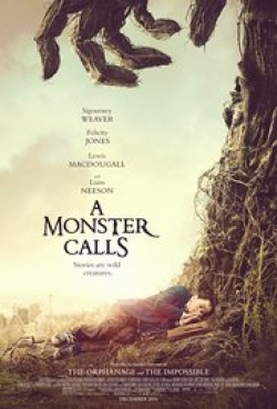 A Monster Calls movie in Toby Kebbell filmography.