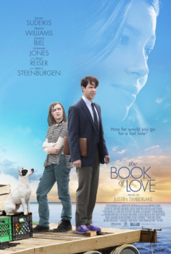 The Book of Love is the best movie in Jason Sudeikis filmography.