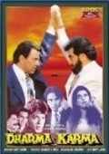 Dharma Karma movie in Dharmendra filmography.