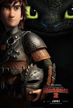 How to Train Your Dragon 2 movie in Dean DeBlois filmography.