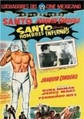 Santo contra hombres infernales movie in Joaquin Cordero filmography.