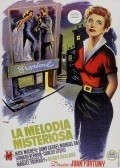 La melodia misteriosa movie in Luis Induni filmography.