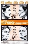 The Big Country movie in William Wyler filmography.
