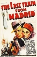 The Last Train from Madrid movie in Anthony Quinn filmography.