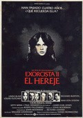 Exorcist II: The Heretic movie in Max von Sydow filmography.