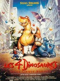 We're Back! A Dinosaur's Story movie in Simon Wells filmography.