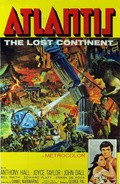 Atlantis, the Lost Continent movie in George Pal filmography.